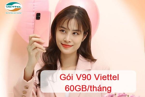 Gói V90 Viettel