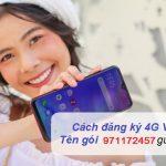 Cách đăng ký 4G Viettel